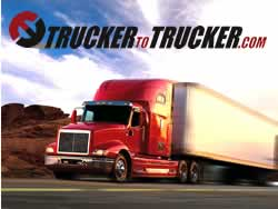 TruckerToTrucker.com Screen Saver Screenshot