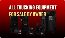 trucking equipment for sale by owner