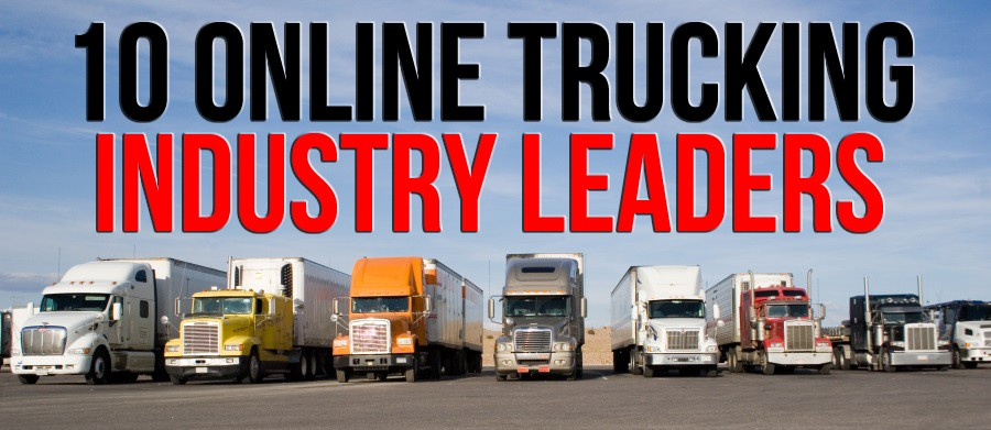 Online Trucking Industry Leaders