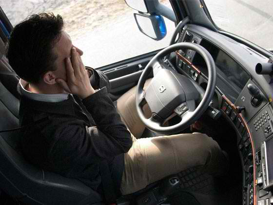 Technology Tackles the Drowsy Driver Problem