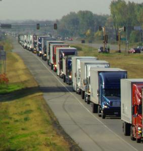 Increased Trucking Taxation